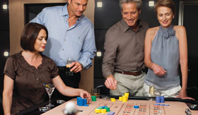 Seabourn Cruise Line entertainment Casino