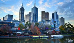 Historic Melbourne Australia
