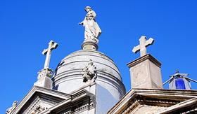Seabourn La Recoleta cemetery Buenos Aires Argentina