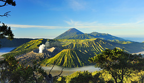 Seabourn Mount Bromo Java Indonesia