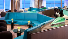 Seabourn Odyssey Observation Lounge