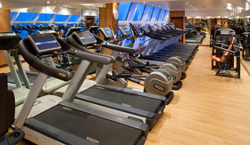 Seabourn Cruise Line spa & fitness Fitness