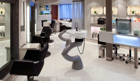 Seabourn Cruise Line spa & fitness Salon