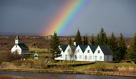 Seabourn Thingvellir National Park Iceland