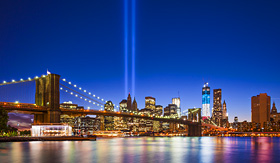 Silversea Cruises New York City with September 11 Tribute