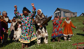 Silversea Cruises Chukotka women