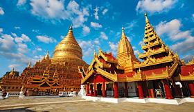 Silversea Cruises Shwedagon Pagoda
