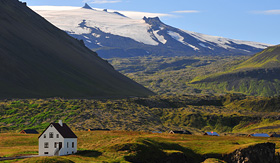 Silversea Cruises Snaefellsjokull National Park in Iceland