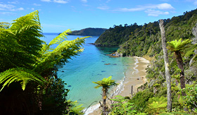 Silversea Cruises Stewart Island New Zealand