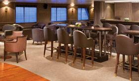 Silversea Cruises entertainment Panorama Lounge