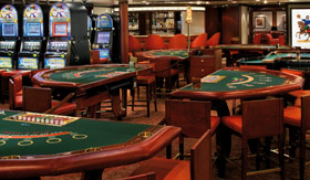 Silversea Cruise Line entertainment The Casino