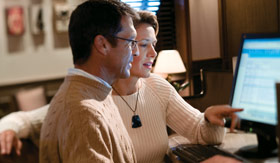 Silversea Cruise Line onboard activities Internet Cafe
