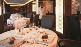Silversea Cruises Silver Spirit Le Champagne Restaurant