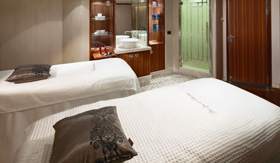 Silversea Cruises Silver Spirit Spa Treatment Room