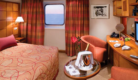 Silversea Cruise Line staterooms Explorer Class