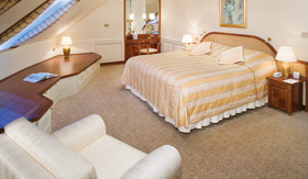 Silversea Cruise Line staterooms Grand Suite