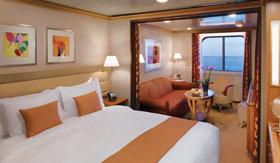 Silversea Cruises staterooms Vista Suite