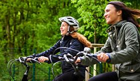 U by Uniworld River Cruises Bike Ride