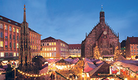 U by Uniworld River Cruises Christmas Markets