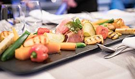 U by Uniworld River Cruises Dine Restaurant