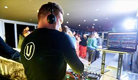 U by Uniworld River Cruises Dance Party