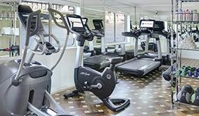 U by Uniworld River Cruises Onboard Gym