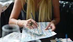 U by Uniworld River Cruises Painting
