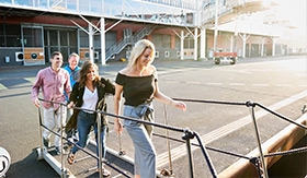 U by Uniworld River Cruises Physical Disabilities
