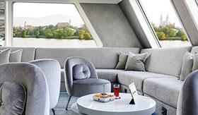 U Lounge aboard The A