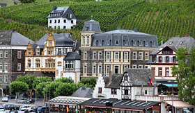 Uniworld River Cruises Bernkastel-Kues, Germany