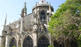 Uniworld Notre Dame Cathedral