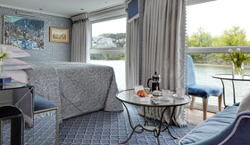 Uniworld River Cruise Staterooms Suite