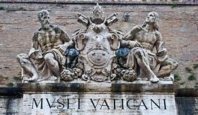 Uniworld River Cruises Vatican Museum in Rome, Italy