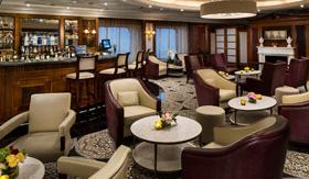 Discoveries Lounge aboard Azamara