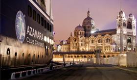 An evening on Azamara aboard Azamara