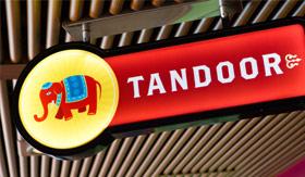 Tandoor aboard Carnival