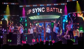 Lip Sync Battle aboard Carnival