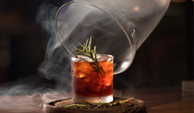 Mixologist competitions aboard Carnival