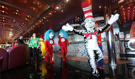 Seuss at Sea aboard Carnival