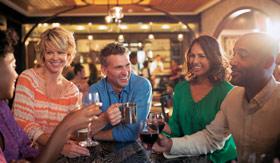 Gastrobar aboard Celebrity Cruises