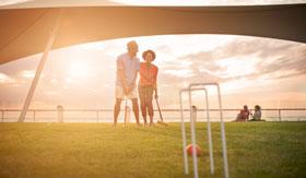 Outdoor Activities aboard Celebrity Cruises