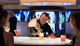 World Class Bar aboard Celebrity Cruises