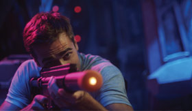 Laser Tag for Norwegian Cruise Line