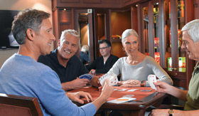 Bridge program for Oceania Cruises