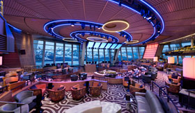 Two70 Bar aboard Royal Caribbean