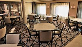 Card Room aboard Regent Seven Seas