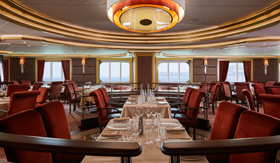 Atlantide aboard Silversea Cruises