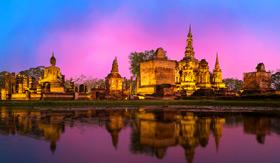 Temples in Bangkok - Viking Oceans