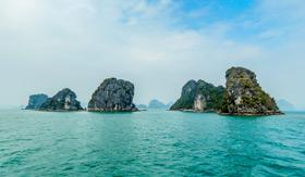 Halong Bay, Vietnam - Viking Oceans