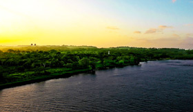 Panama Canal - Viking Oceans